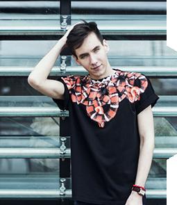 Blogger Andrey Zubatyuk