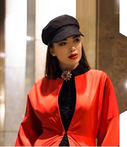 Blogger Ksenia Nova