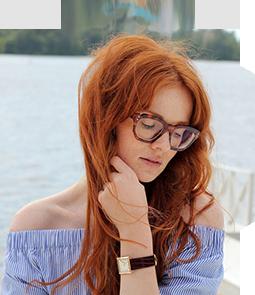 Blogger Maria Tatarskaya