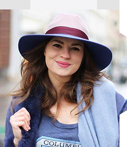Blogger Yana Demchenko