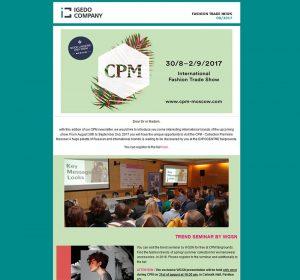 Seminars WGSN and RFRF - 15-08-2017