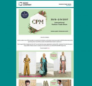 CPM Fashion from Italy - 20-07-2017