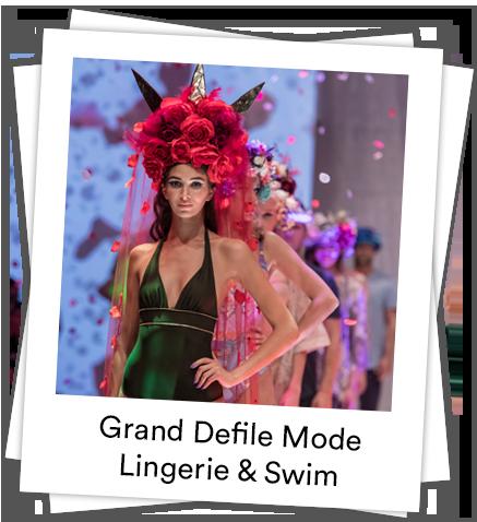 Gallery Grand Defile Mode Lingerie & Swim
