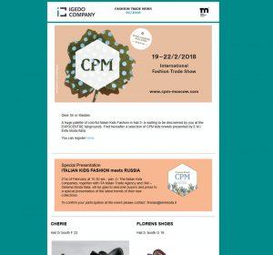 CPM Italy Kids - 01-2018