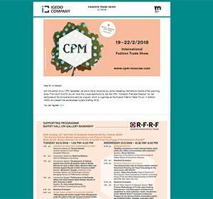 CPM Seminars: RFRF + WGSN