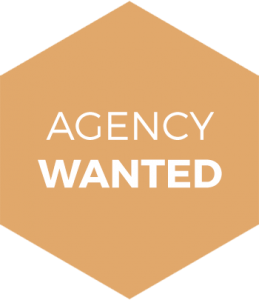 Agency wanted
