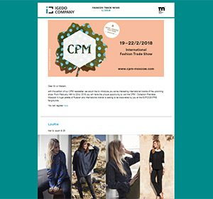 CPM international brands