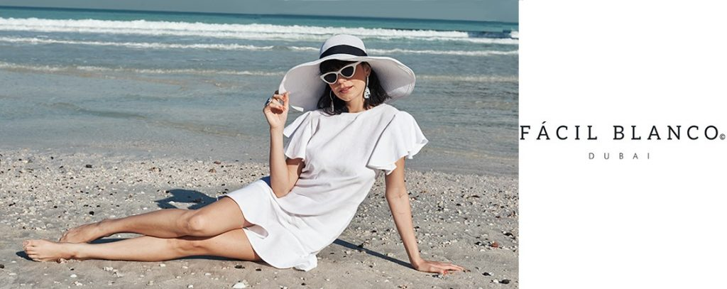 Fácil Blanco Dubai