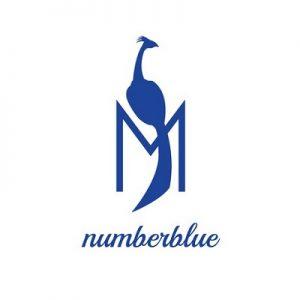 numberblue