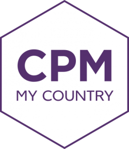 CPM MY COUNTRY