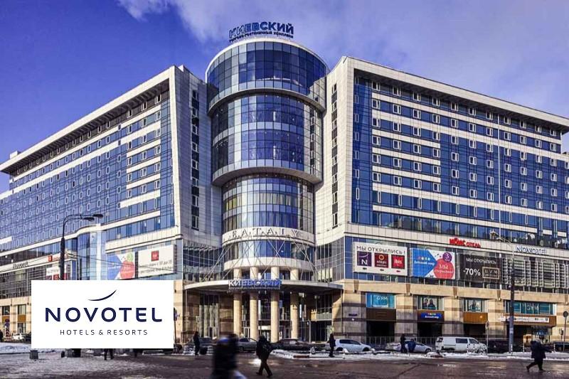 novotel building logo